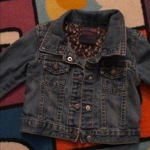 🎀Denim jacket 2T